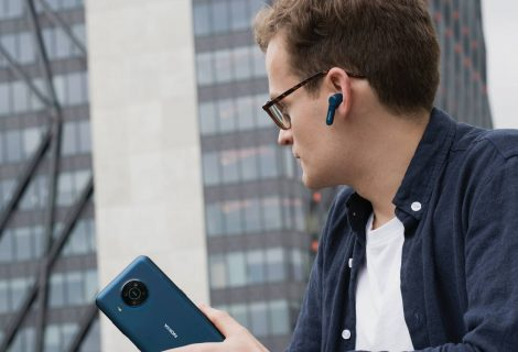 Nokia Noise Cancelling Earbuds: ANC a 99 euro