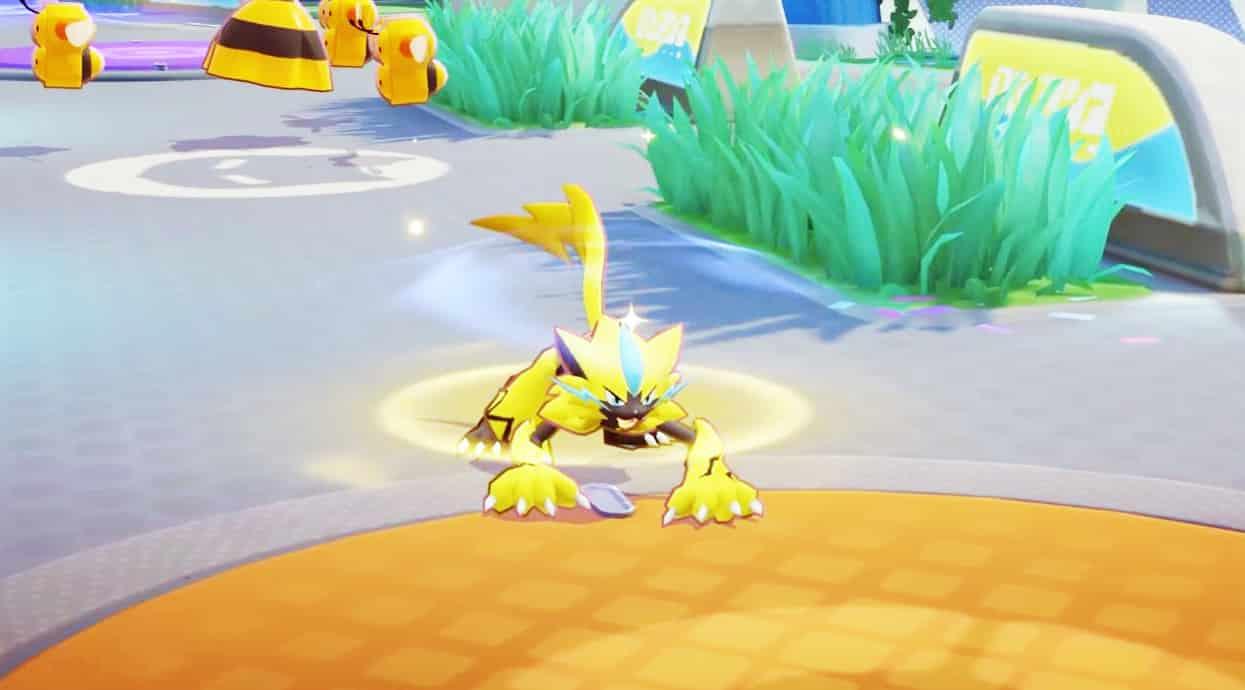 Pokémon Unite: here's how to get Zeraora