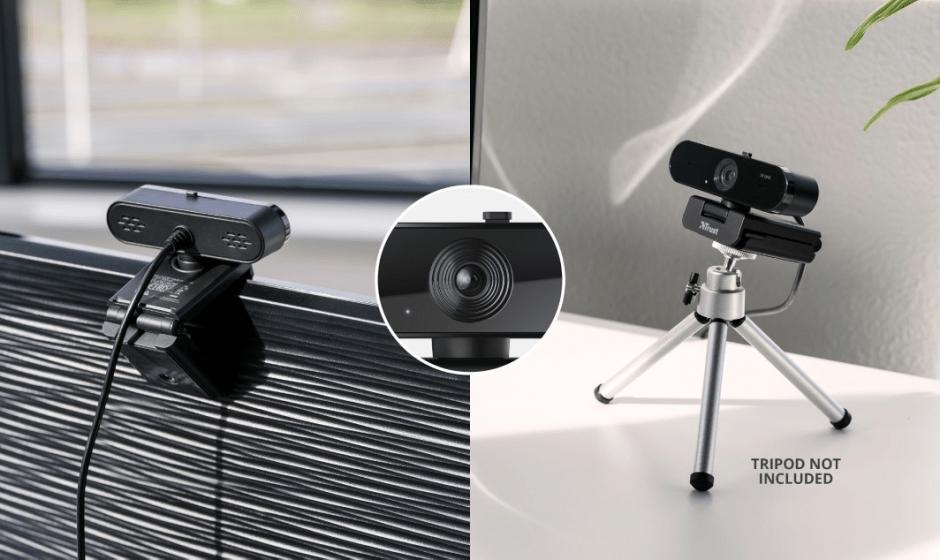 Trust Taxon: una webcam QHD per le video call