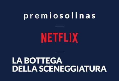 La Bottega della Sceneggiatura: l'iniziativa di Premio Solinas e Netflix