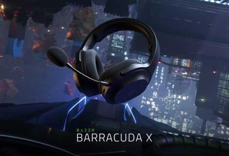 Razer le Barracuda X: un headset per dominarli tutti