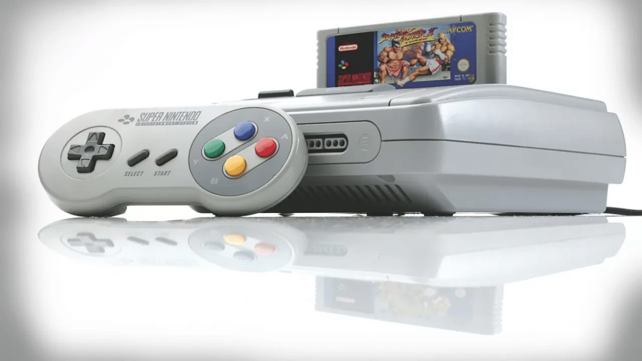 SNES: Today is its American anniversary