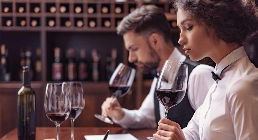 Amazon Alexa recommends wine: a digital sommelier