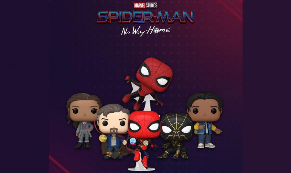 Spider-Man: No Way Home, ecco i nuovi Funko Pop
