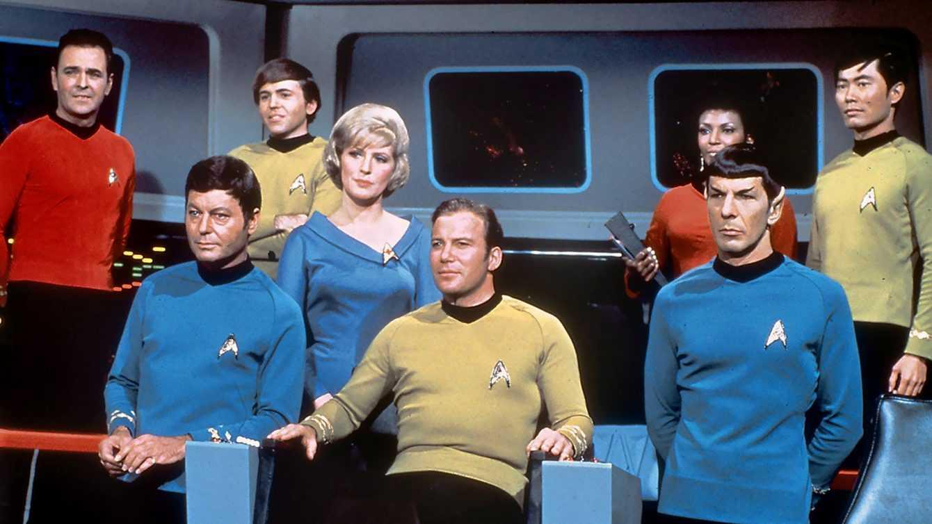 Matt Shakman directing the new Star Trek