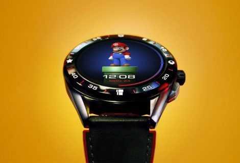 TAG Heuer: presentato lo smartwatch a tema Super Mario