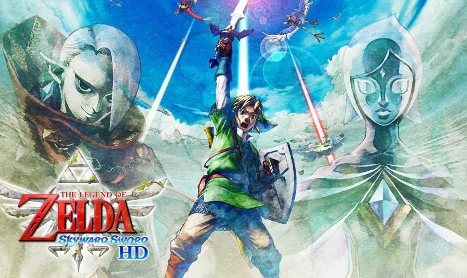 The Legend of Zelda: Skyward Sword HD – pubblicato il trailer di lancio