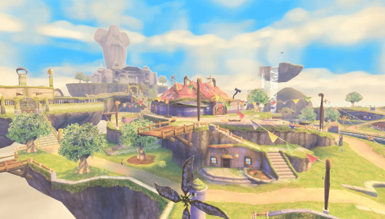 The Legend of Zelda: Skyward Sword HD, dove trovare Chicca