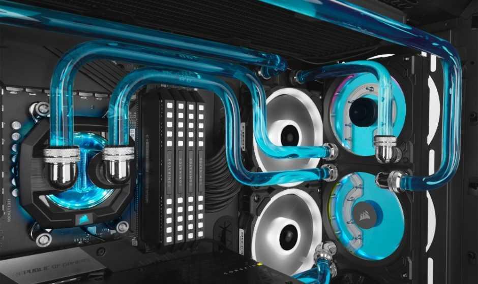 CORSAIR: ecco la piastra di distribuzione con pompa integrata Hydro X Series XD7 RGB