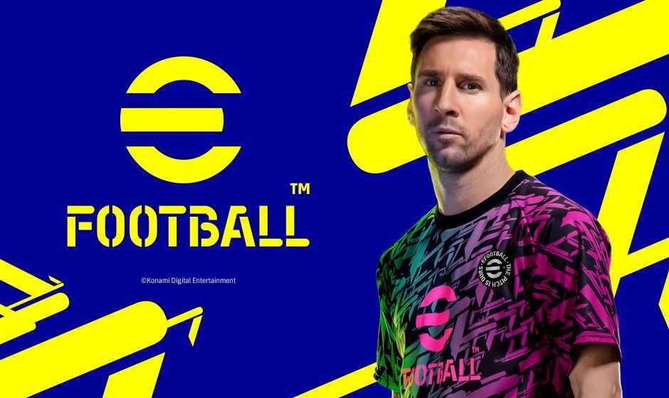 eFootball: rivelati la data di uscita e il contenuto al lancio