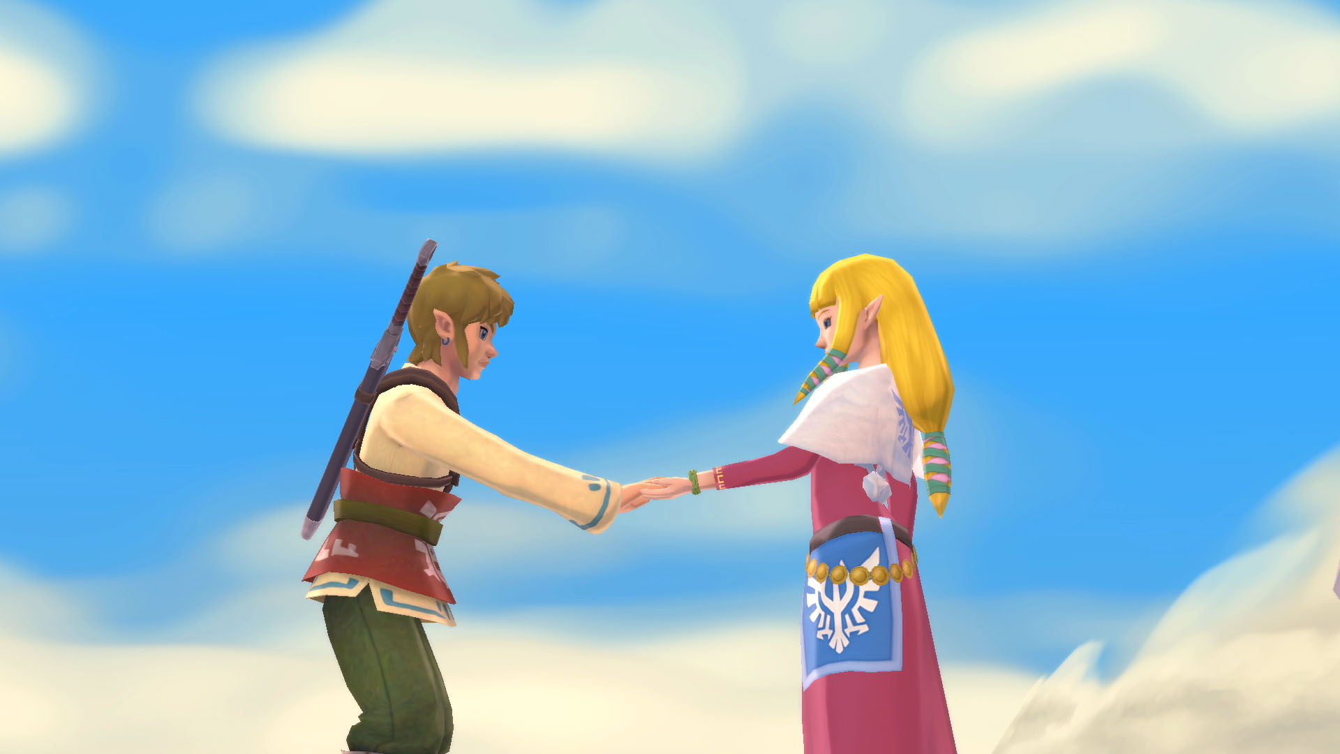 Princesses in videogames: discovering The Legend of Zelda