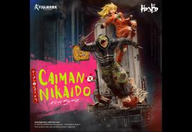 Dorohedoro: arriva la Caiman & Nikaido Elite FigumiZ Statue da Figurama Collectors!