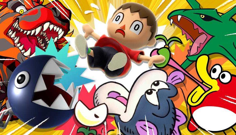 """Super Smash Bros Ultimate: evento del weekend… """"dentato"""""""