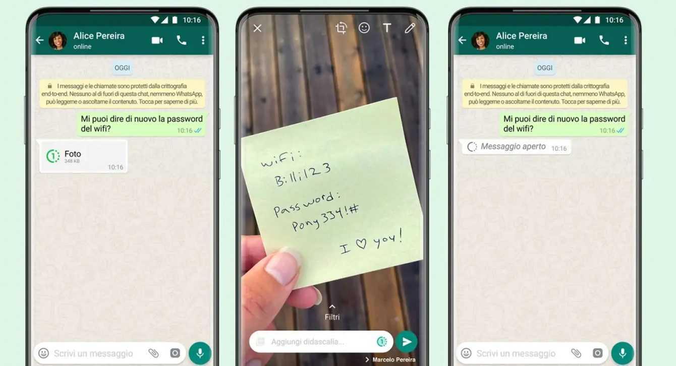 WhatsApp messaggi temporanei: una nuova funzione introdotta