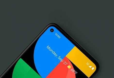 Pixel 5a 5G: il nuovo smartphone finalmente ufficiale