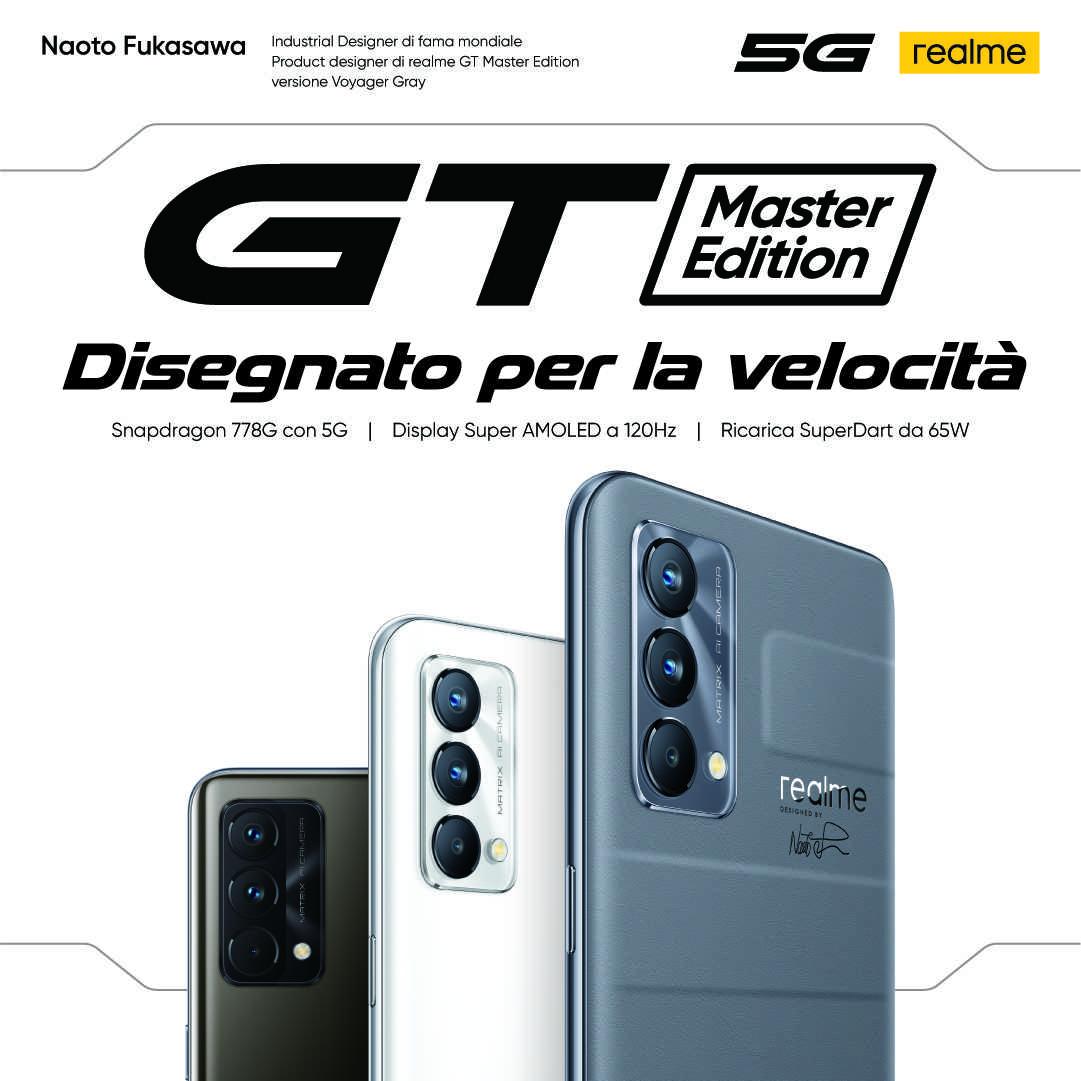 realme GT realme Book: nuovi smartphone e nuovo laptop