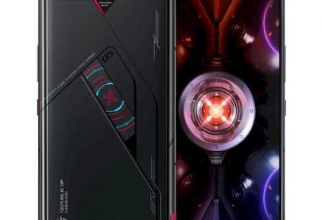 Asus ROG Phone 5s: i nuovi smartphone per il mobile gaming