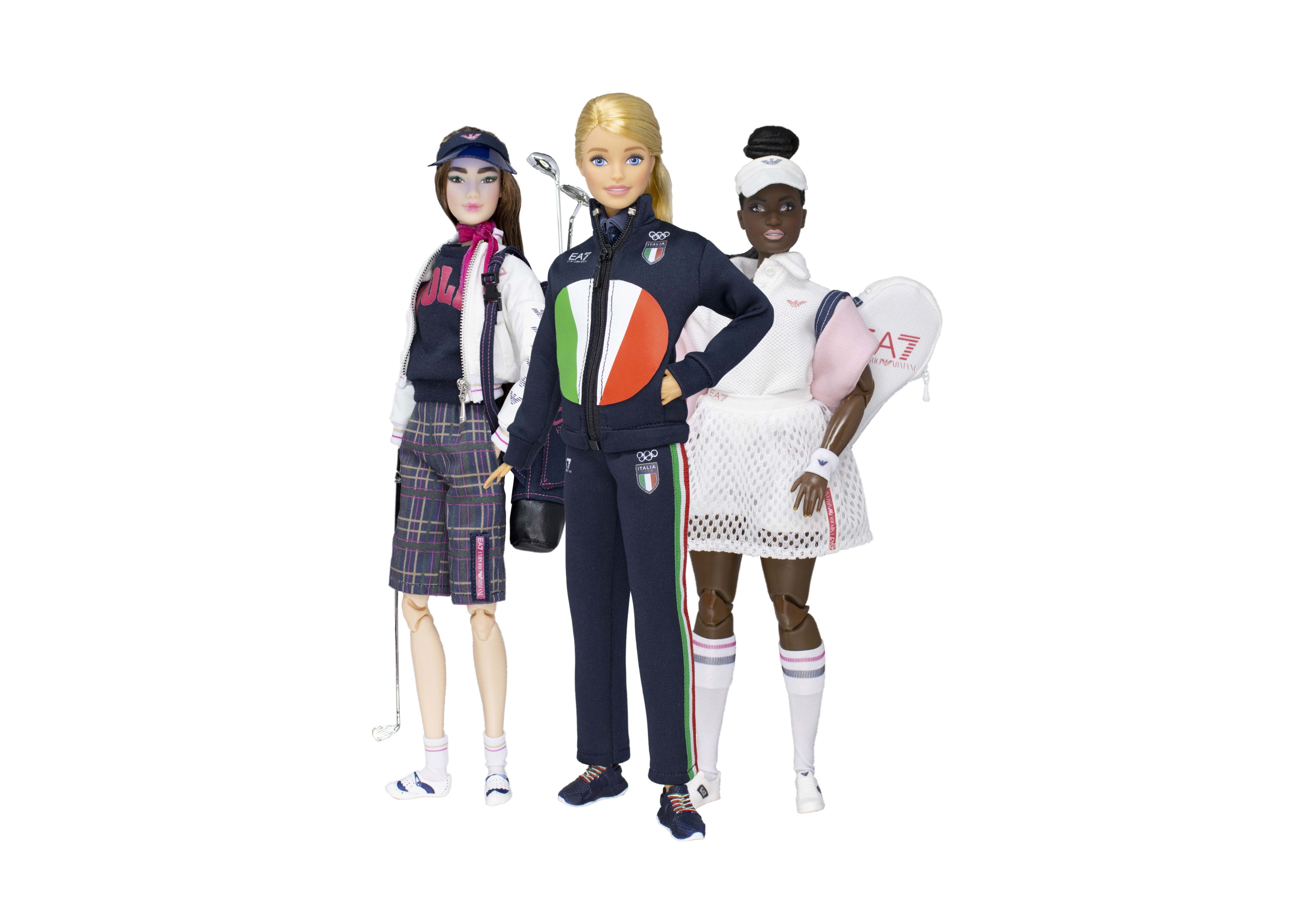 Tokyo 2020: the 3 Barbie One-of-a-Kind charity auction officially starts
