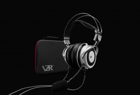 Audiophile VZR Model One: arrivano le nuove cuffie da gaming professionali
