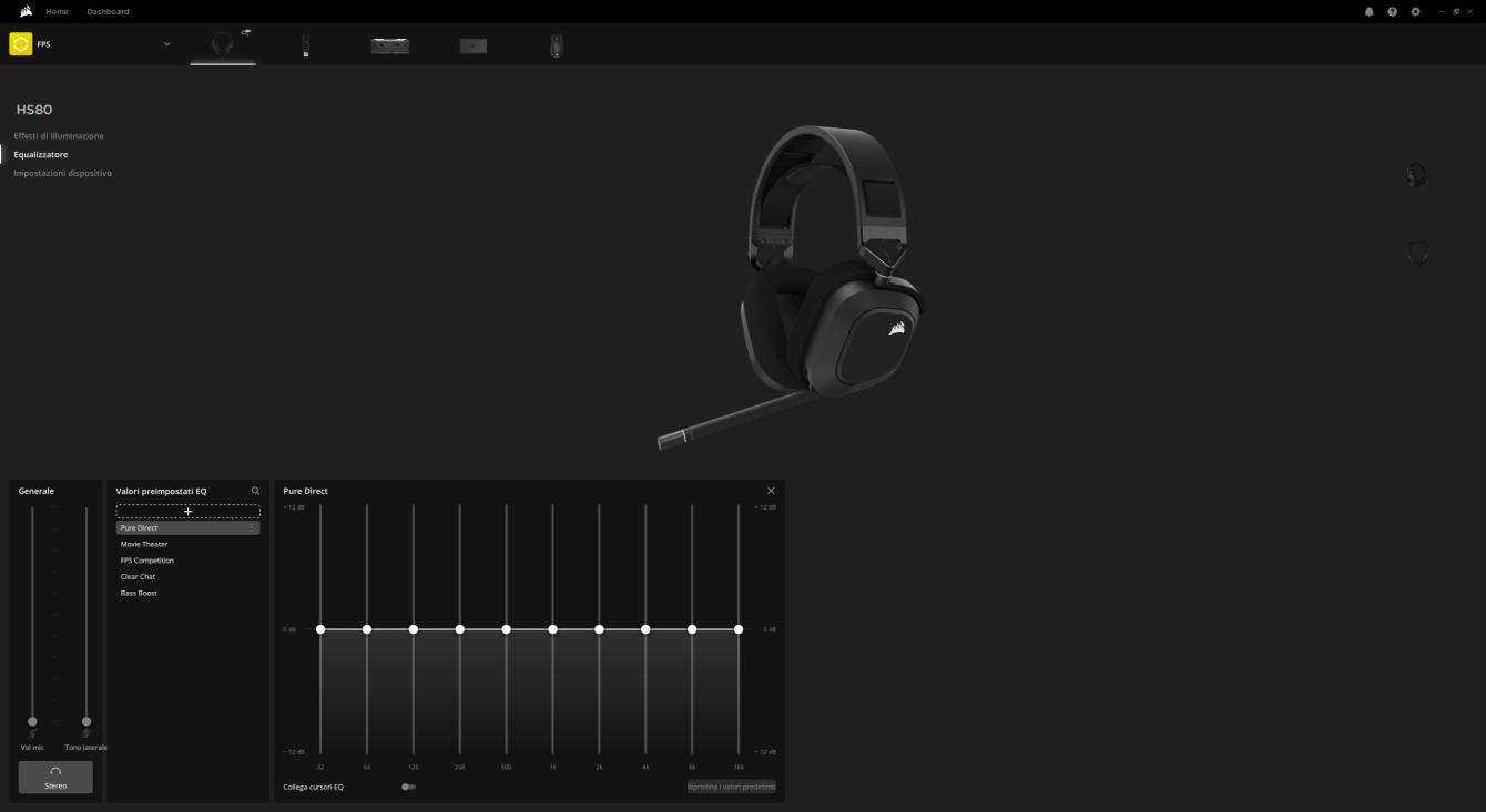 Recensione Corsair HS 80 wireless: il suono della vittoria