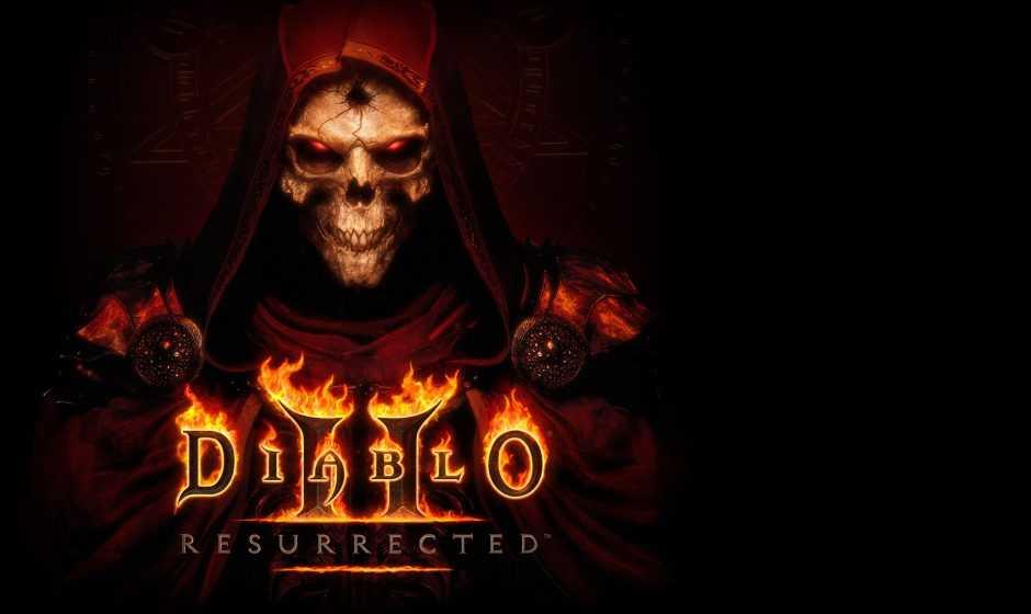 Diablo II: Resurrected, uno sviluppatore parla dei problemi ai server