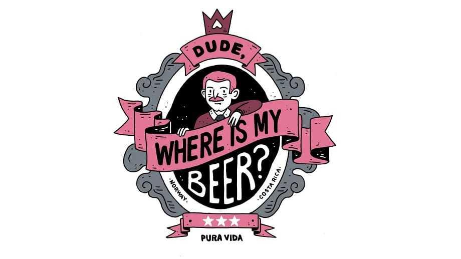 Recensione Dude, Where Is My Beer?: una birra contro la calura estiva