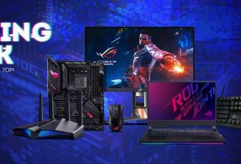 ASUS: inizia la Amazon Gaming Week con tante offerte