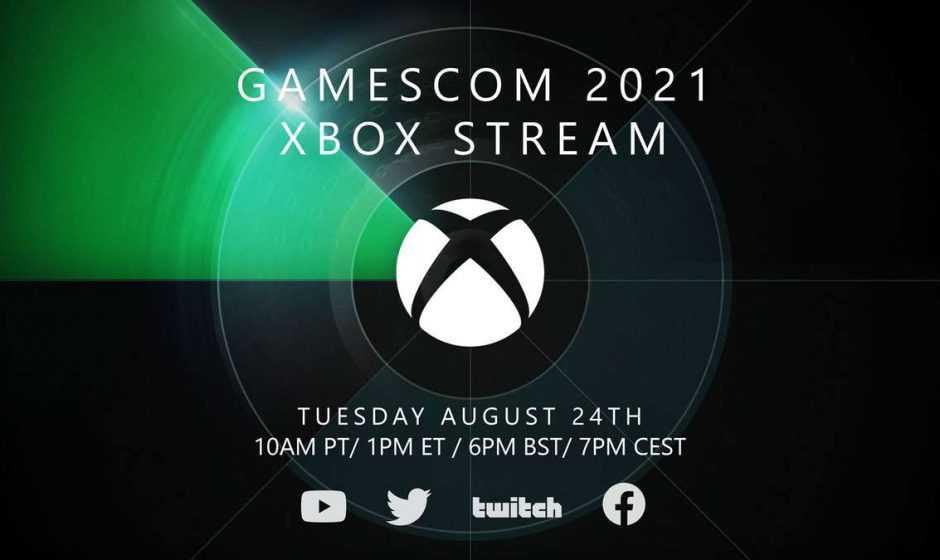 Xbox: confermata la data per l'evento Gamescom