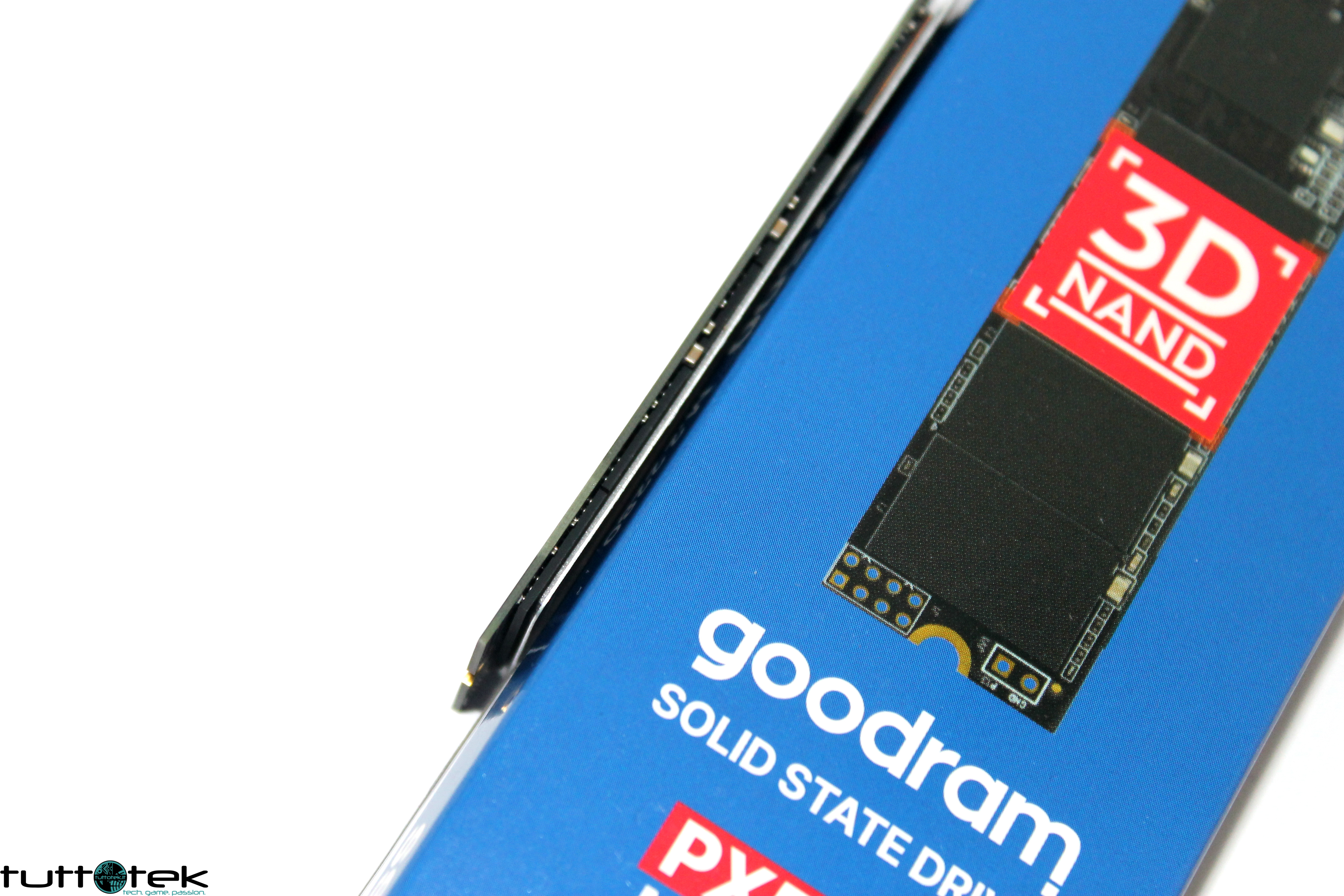 GOODRAM PX500 review: low-cost SSD