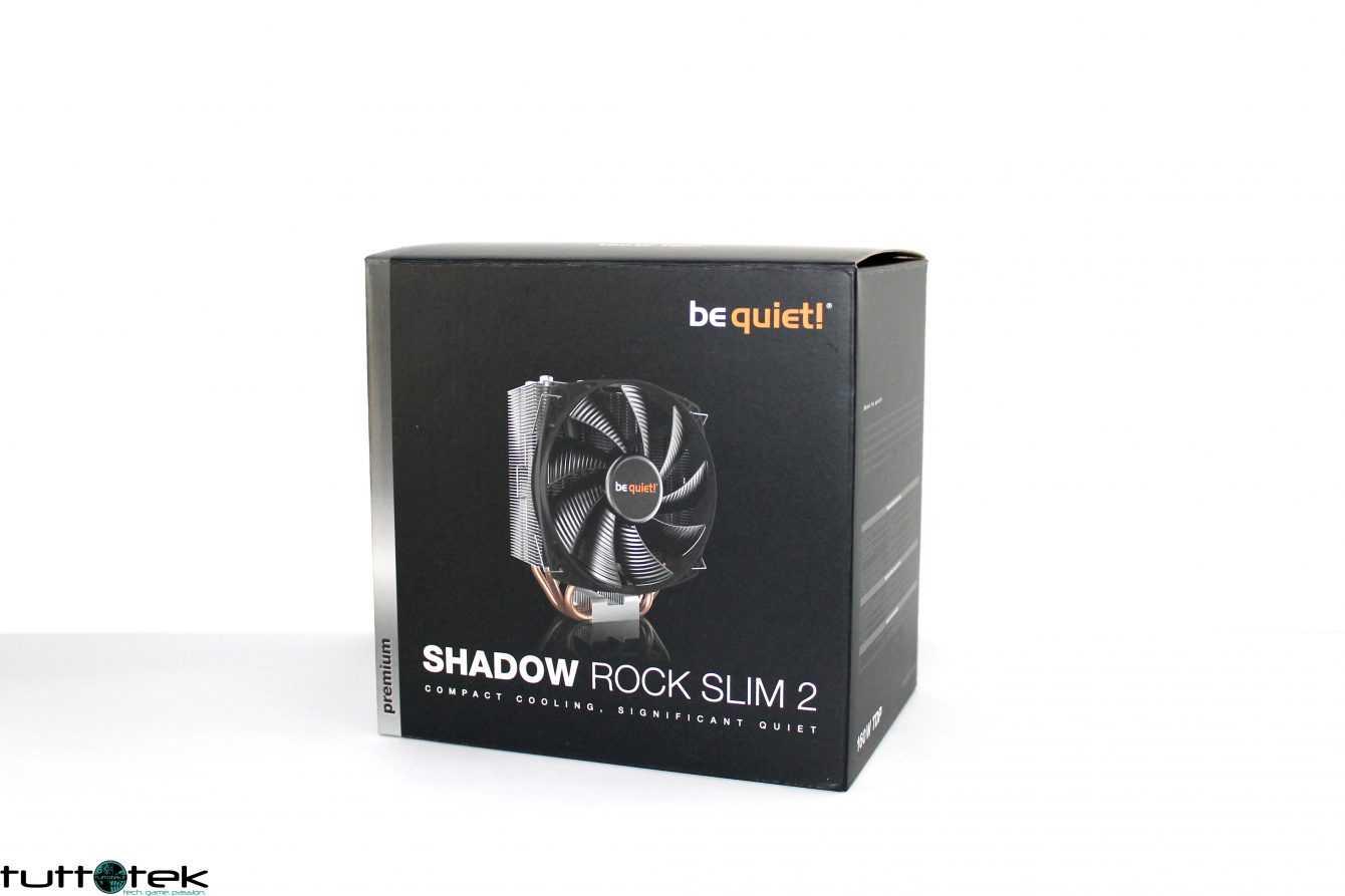 Recensione Shadow Rock Slim 2: soli 23.7 dBA!