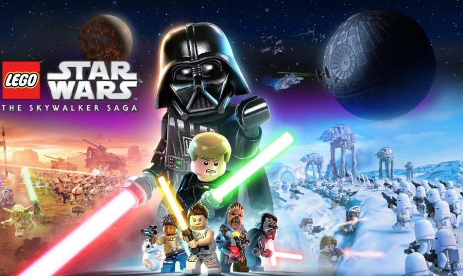 Gamescom 2021, ecco il trailer di Lego Star Wars: The Skywalker Saga