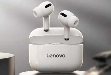 Lenovo LP1: arriva il super sconto per queste cuffiette