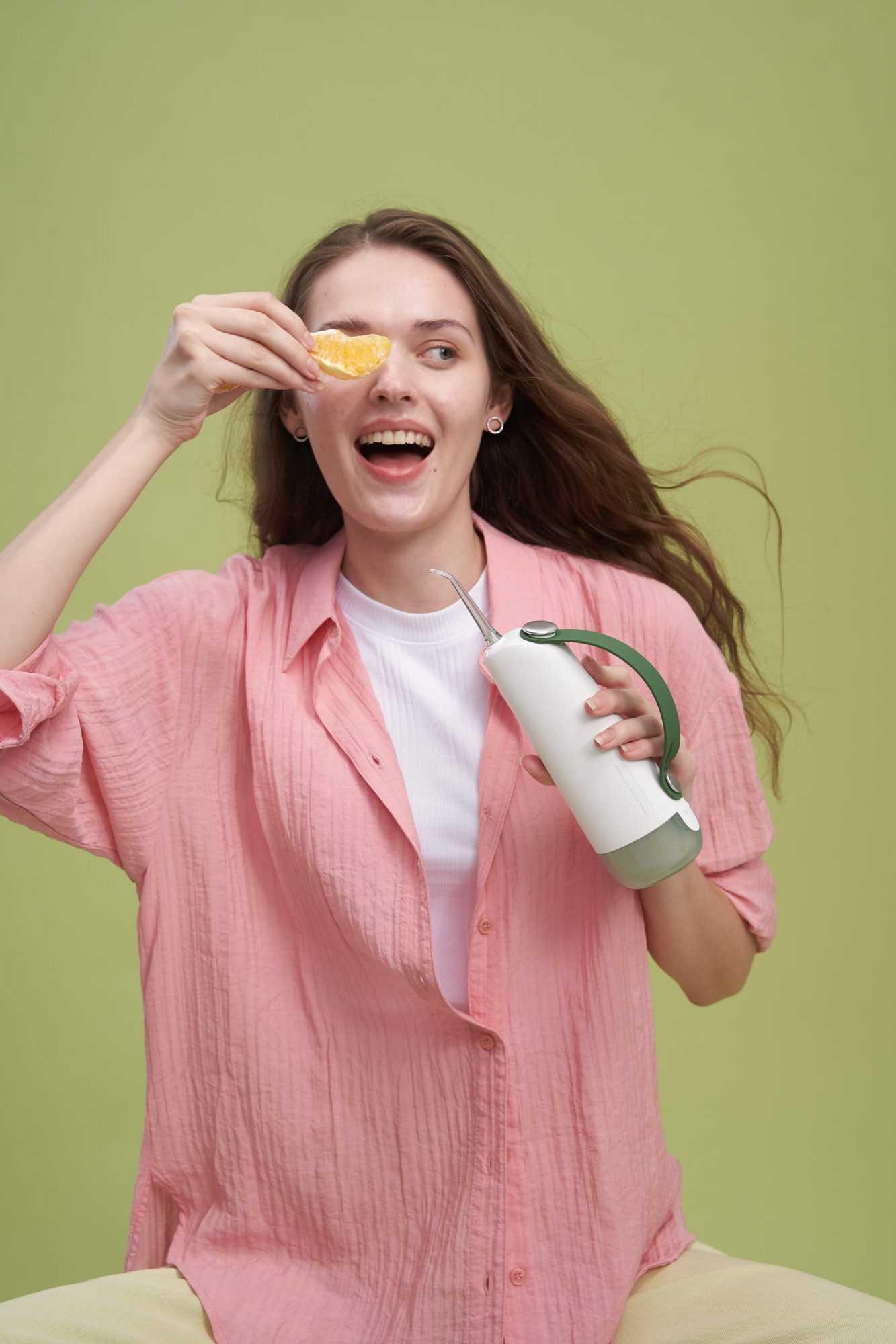 Oclean W10: idropulsore per l'igiene orale in promozione