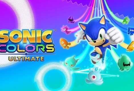 Sonic Colors Ultimate: terzo posto per il riccio