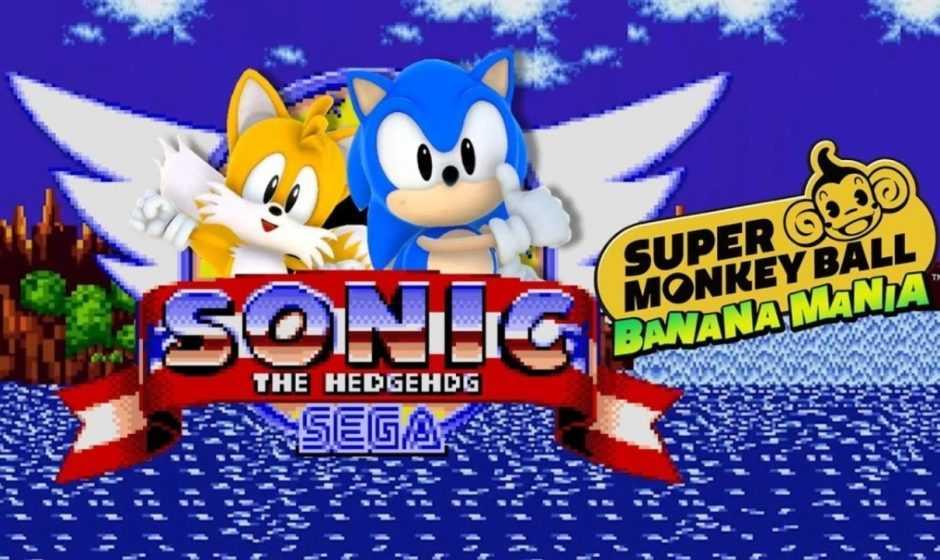 Super Monkey Ball Banana Mania: confermati Sonic e Tails