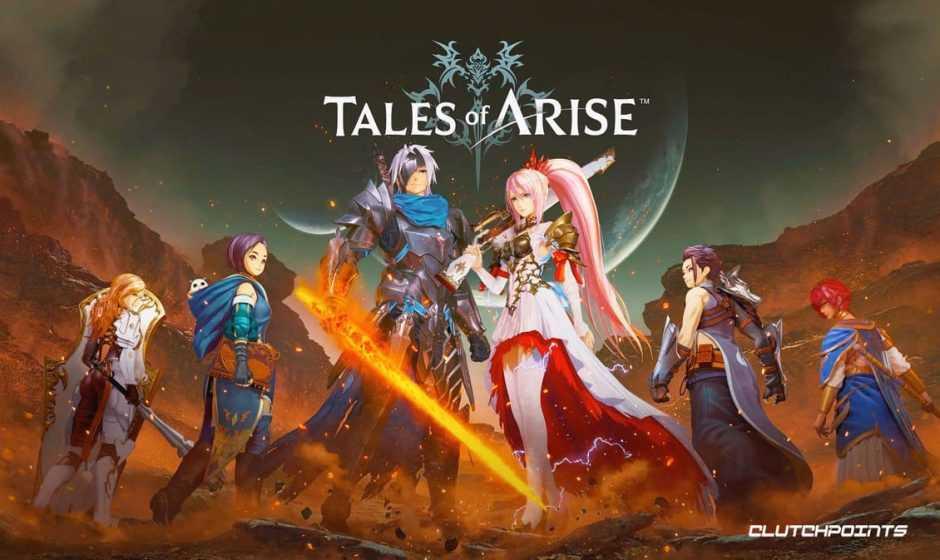 Tales of Arise: guida ai livelli di difficoltà