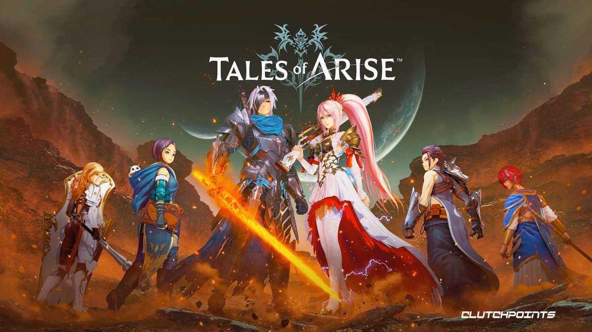 Tales Arise