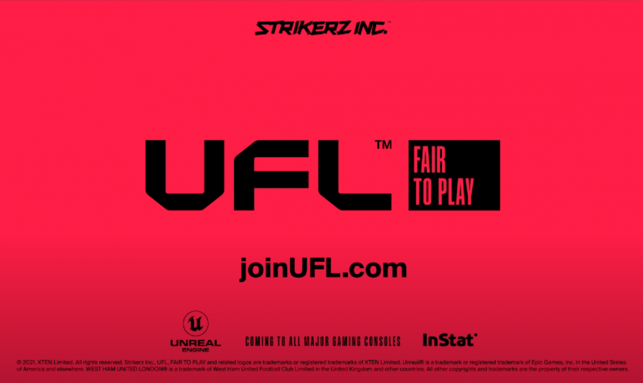 Gamescom 2021: annunciato UFL con un primo trailer