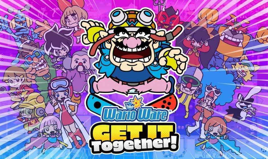 WarioWare: Get It Together è finalmente disponibile