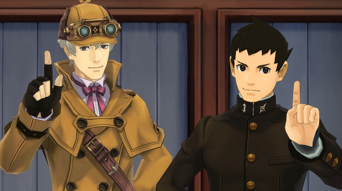 The Great Ace Attorney Chronicles review: past court challenges in this spin-off