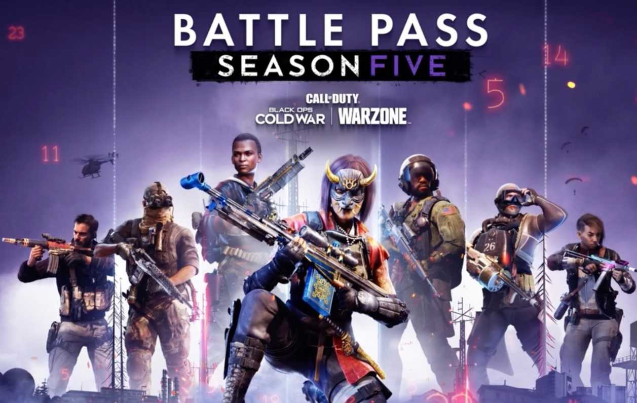 Call of Duty Warzone: le migliori armi della Season 5