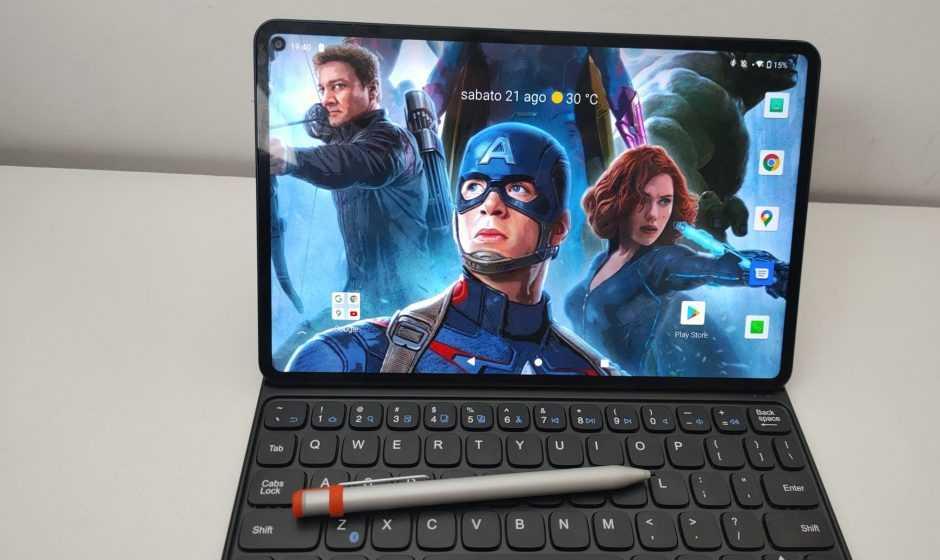 Recensione Chuwi HiPad Pro: un tablet tutto da scoprire