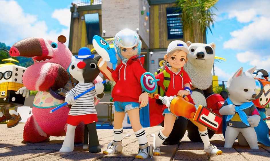 Gamescom 2021: presentato il folle DokeV, un mix tra Pokémon, Splatoon e molto altro