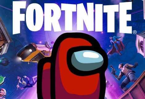 Fortnite introduce una modalità ispirata ad Among Us