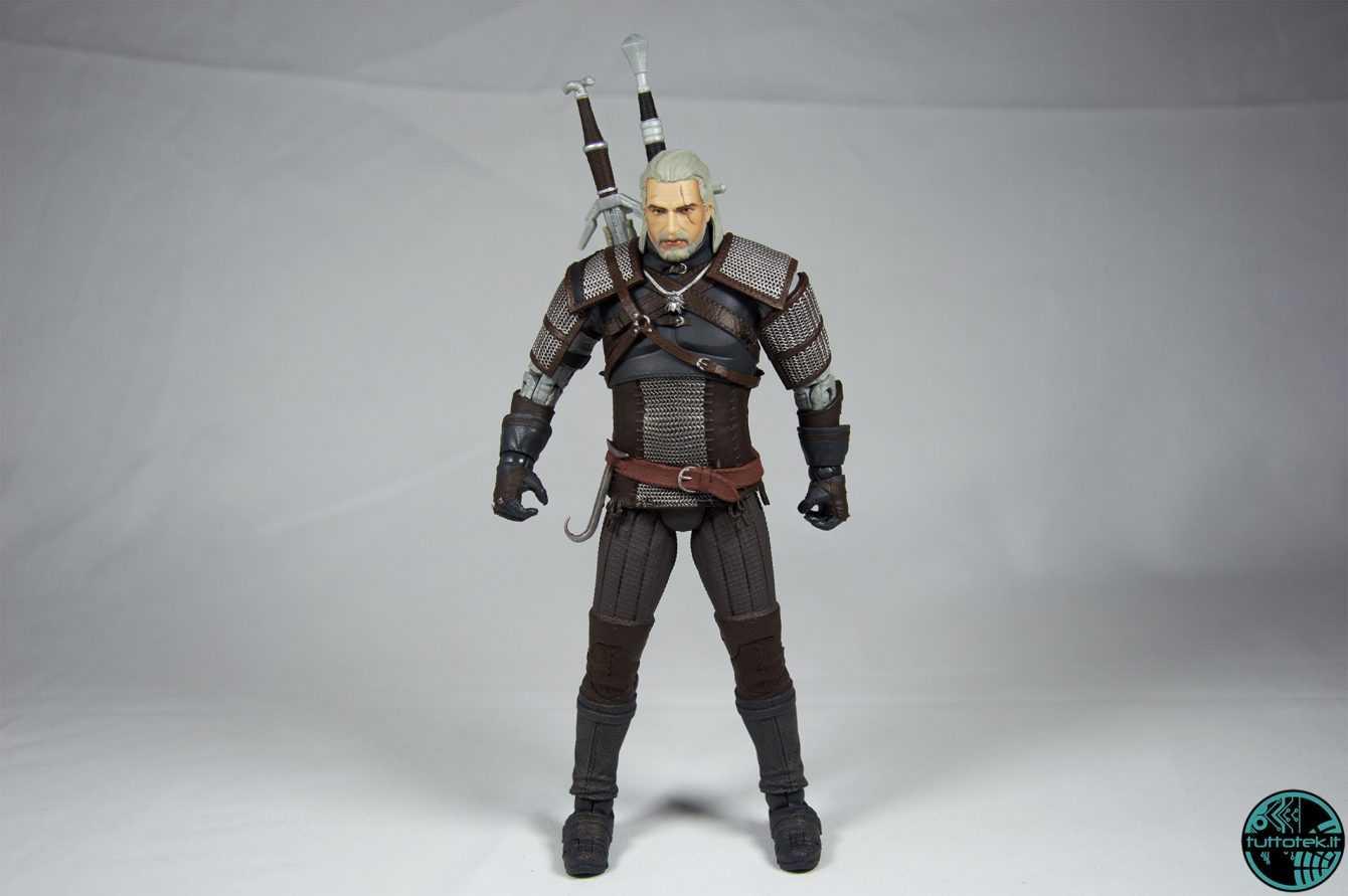 Recensione Geralt di Rivia Action Figure - McFarlane Toys