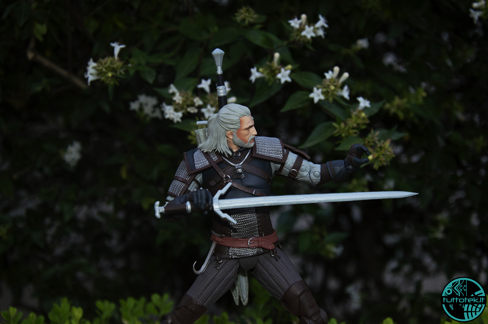 Geralt Review of Rivia Action Figure - McFarlane Toys