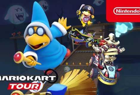Mario Kart Tour: aggiunto un nuovo pilota