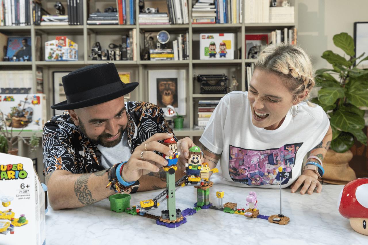 """Il Gruppo LEGO lancia il concorso """"LEGO Luigi Super Sfida"""""""