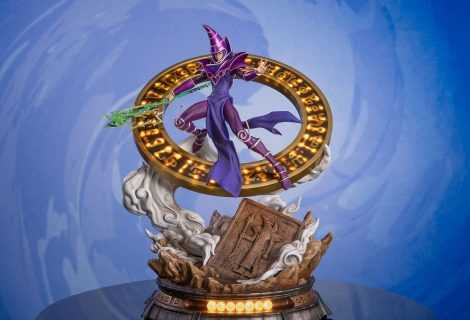 First 4 Figure: la figure del Mago Nero da Yu-Gi-Oh! è ora disponibile