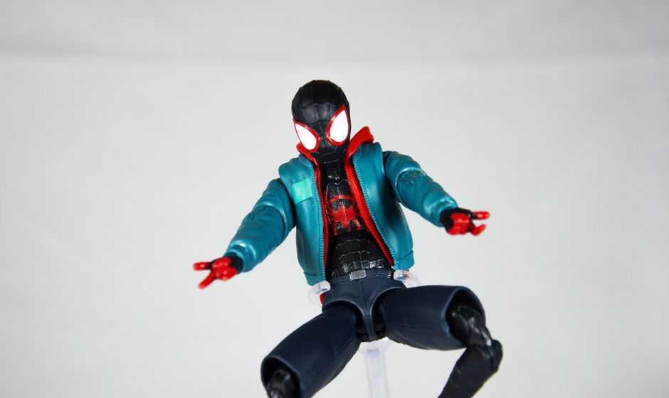 Recensione Spider-Man action figure: Marvel Legends Miles Morales
